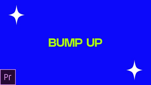 Photo of Bump Up – Dynamic Intro – Videohive 30994128