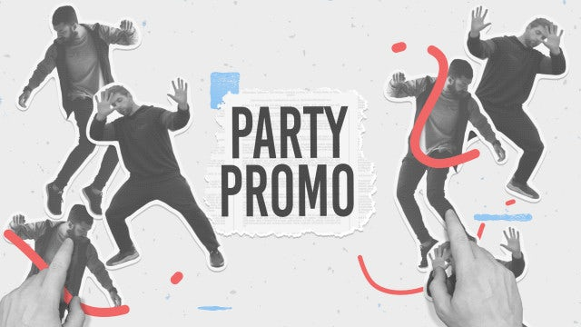 Photo of Chill Party Promo – MotionArray 936406