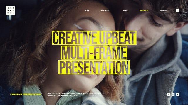 Photo of Creative Upbeat Multi-Frame Presentation – MotionArray 936230