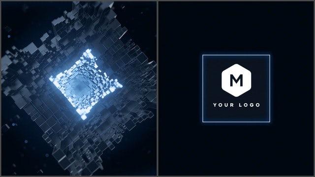 Photo of Digital Space Logo – MotionArray 935062