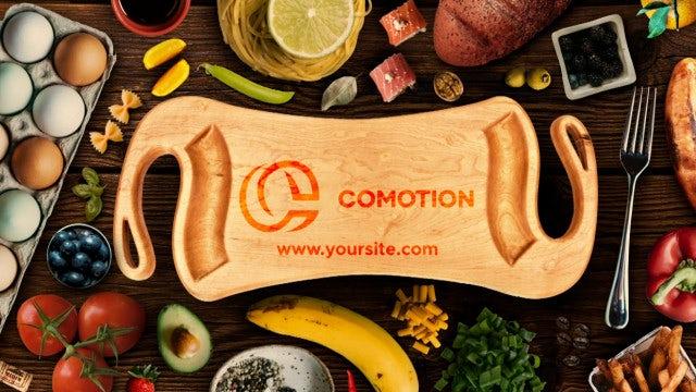 Photo of Food Logo – MotionArray 936292