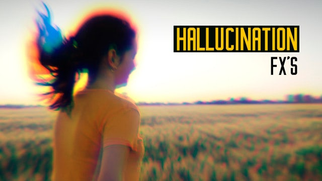 Photo of Hallucination Effects – MotionArray 936729