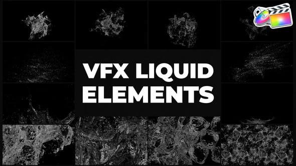 Photo of Liquid VFX   FCPX – Videohive 30970552