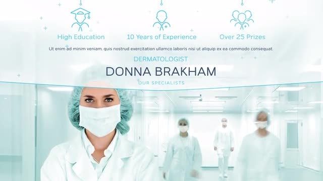 Photo of Medical Center Slideshow – MotionArray 923094