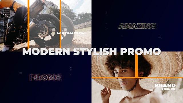 Photo of Modern Stylish Promo – MotionArray 935832