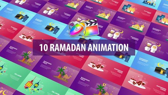 Photo of Ramadan Animation   Apple Motion & FCPX – Videohive 31004073
