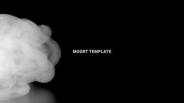 Photo of Smoke Opener – MotionArray 906347