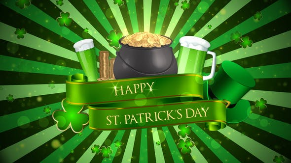 Photo of St. Patrick's Day Greetings – Videohive 30949363