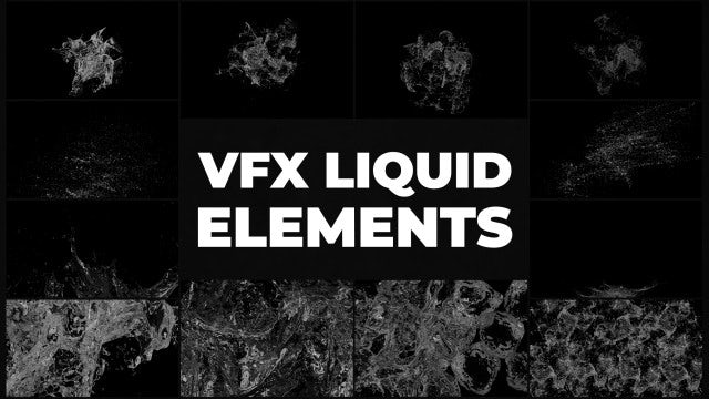 Photo of VFX Liquid Pack – MotionArray 935745