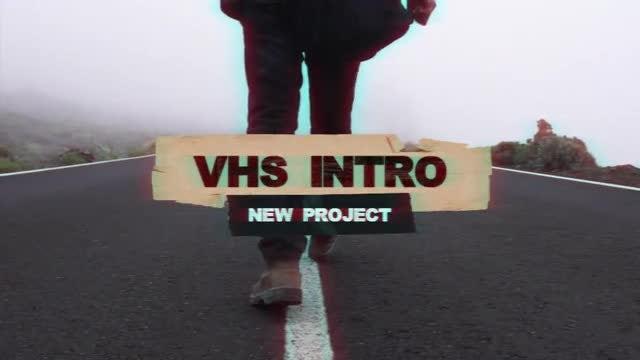Photo of VHS Intro – MotionArray 935389