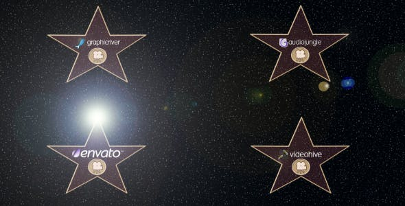 Photo of Walk of Fame – Videohive 236544