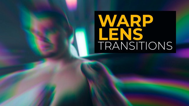 Photo of Warp Lens Transitions – MotionArray 945311