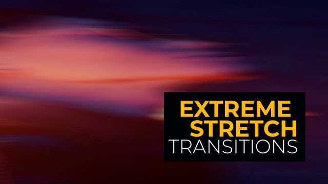 Photo of Extreme Stretch Transitions – MotionArray 955327