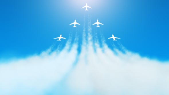 Photo of Fly Away Ident – Videohive 18433253