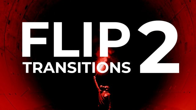 Photo of Flip Transitions 2 – MotionArray 962771