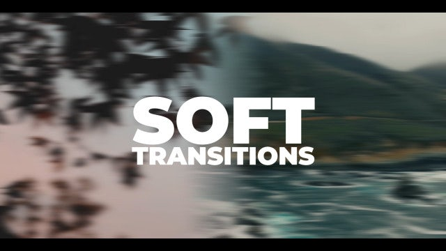 Photo of Soft Transitions – MotionArray 962908