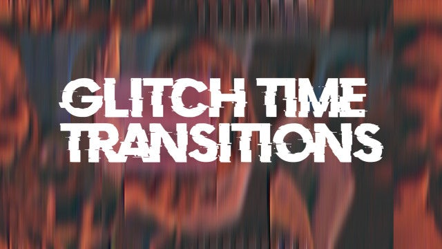 Photo of Glitch Time Transitions – MotionArray 963144