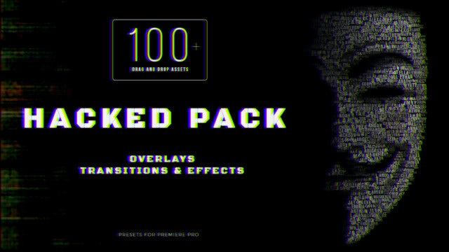 Photo of HACKED – Overlays, Transitions & Effects – MotionArray 963193