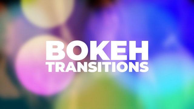 Photo of Bokeh Transitions – MotionArray 963506