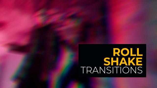 Photo of Roll Shake Transitions – MotionArray 956722
