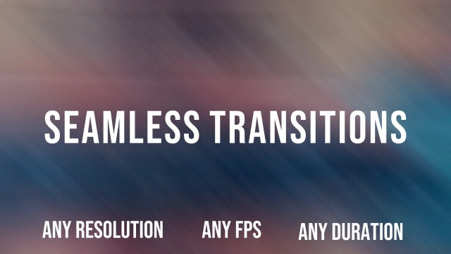 Photo of Seamless Transitions – MotionArray 956983