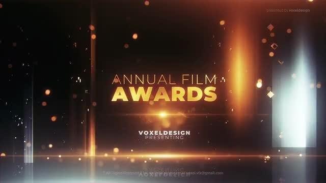 Photo of Annual Awards Opener – MotionArray 959470