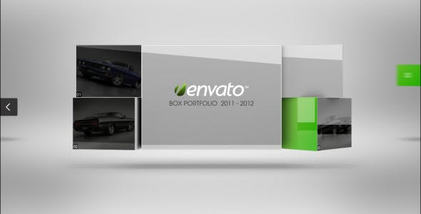 Photo of Box Portfolio – Videohive 2600113