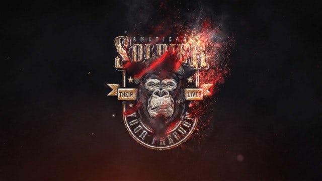 Photo of Burning Fire Logo – MotionArray 953396