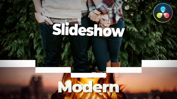 Photo of Clean Modern Slideshow – Videohive 31131496