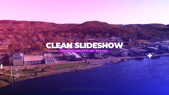 Photo of Clean Slideshow – Videohive 29849462