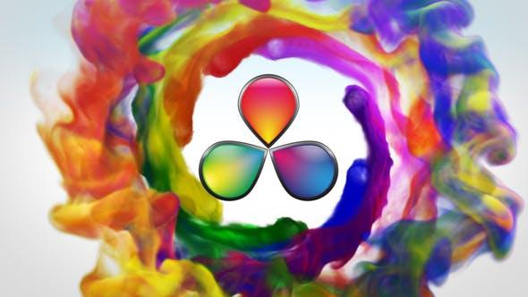 Photo of Colorful Smoke Logo Reveal – Davinci Resolve – Videohive 32075445