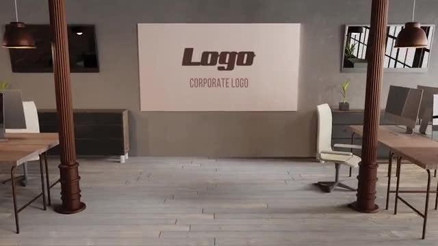 Photo of Corporate Office Logo – MotionArray 968497