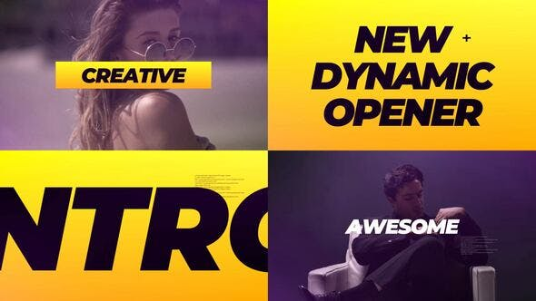 Photo of Dynamic Intro – Videohive 29771963