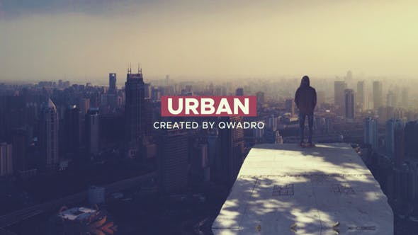 Photo of Dynamic Urban Intro – Videohive 19573759