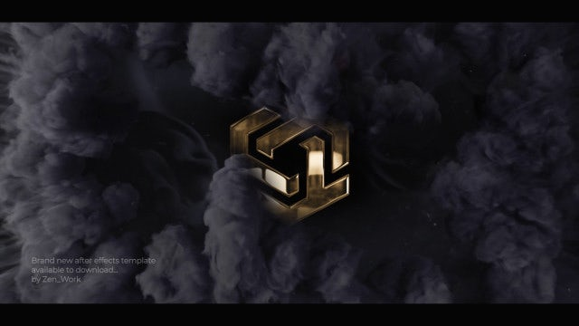 Photo of Epic Smoke Logo – MotionArray 954966