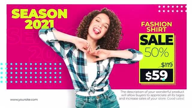 Photo of Fashion Sale – MotionArray 954787