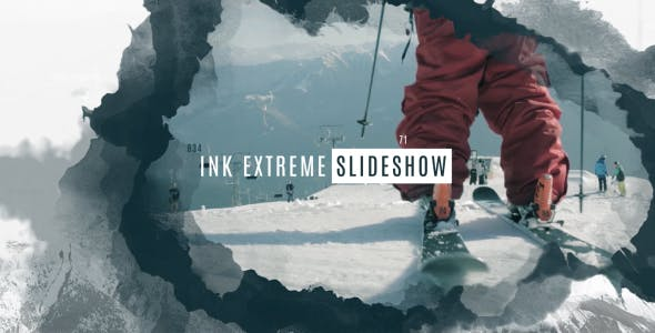 Photo of Ink Extreme Slideshow – Videohive 14952379