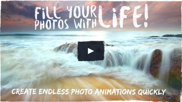 Photo of Living Stills – Looping Photo Animator – Videohive 18389359