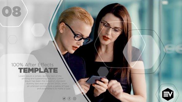 Photo of Modern Corporate Slideshow4 – Videohive 23151668