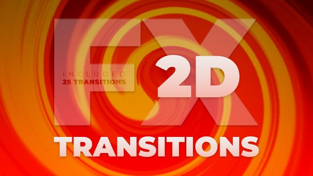 Photo of 2D FX Transitions – MotionArray 969101