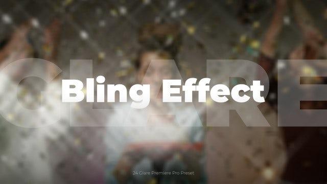 Photo of Bling Effect – MotionArray 969600