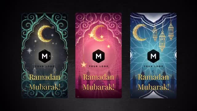 Photo of Ramadan Mubarak Instagram Stories – MotionArray 966549