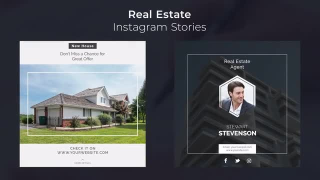 Photo of Real Estate Instagram Stories – MotionArray 969037
