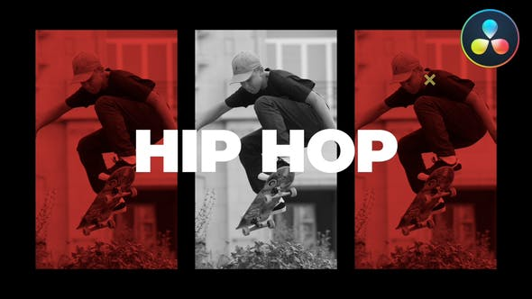 Photo of Short Hip Hop – Videohive 31835315
