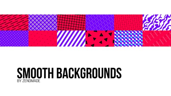 Photo of Smooth Backgrounds for Premiere Pro – Videohive 32014269