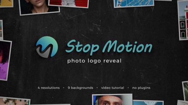 Photo of Stop Motion Photo Logo – MotionArray 954374