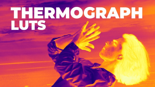 Photo of Thermograph Luts – MotionArray 969241