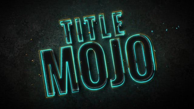 Photo of Title Mojo – MotionArray 954247