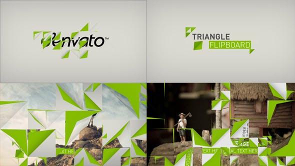 Photo of Triangle Flipboard – Videohive 5679791
