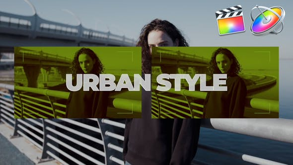 Photo of Urban Fashion Promo – Videohive 31819274
